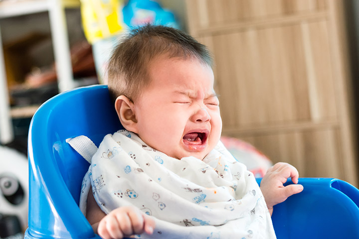 Why Does A Baby Cry After Feeding And how To Deal With It