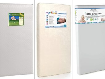 15 Best Crib Mattresses For Babies In 2019