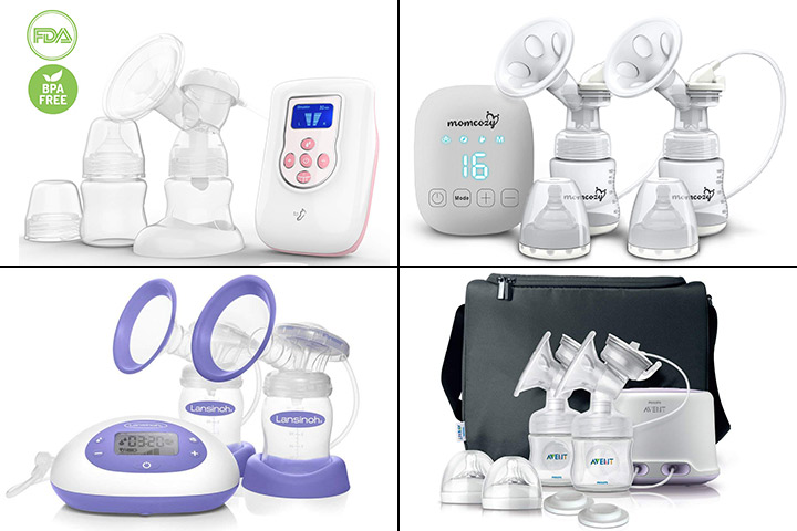 15 Best Electric Breast Pumps Of 2020