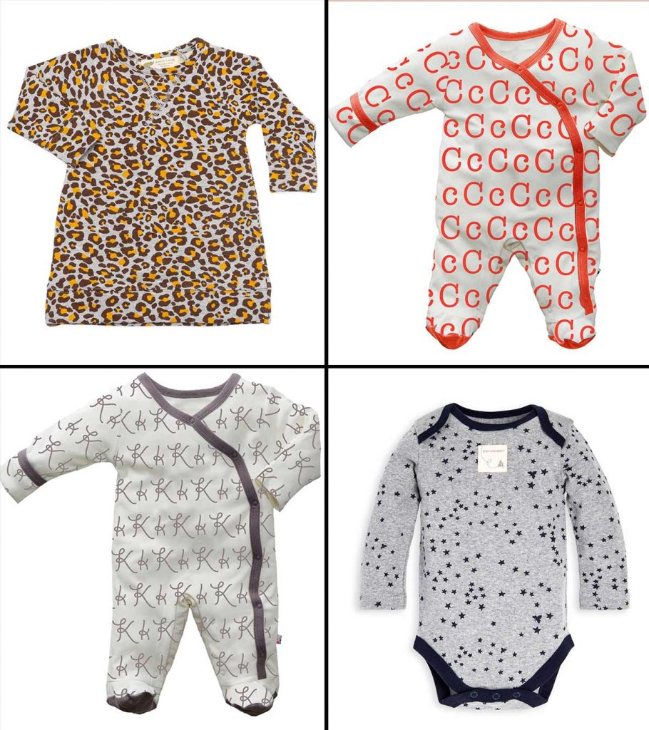 7 Best Organic Baby Clothing Brands Of 7