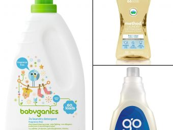 21 Best Baby Laundry Detergents To Buy In 2019