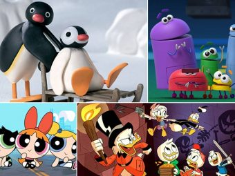 30 Best TV Shows For Kids of age 3-12 years