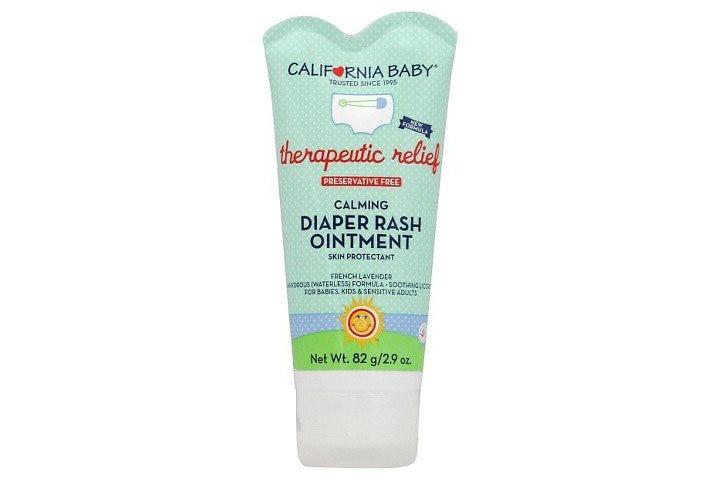 California Baby Calming Diaper Rash Ointment