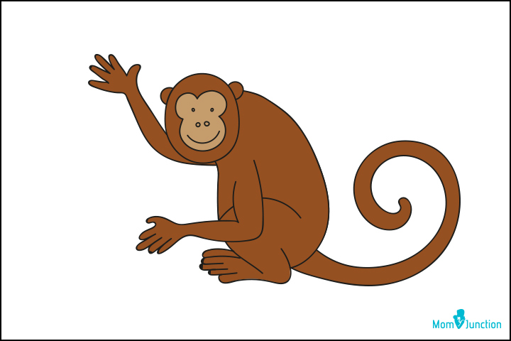 How To Draw A Monkey A Step-By-Step Tutorial