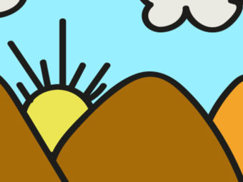 How To Draw A Mountain: A Step-By-Step Process