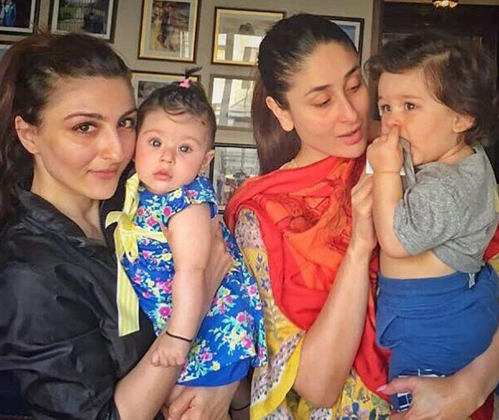 Kareena Kapoor, Soha And Other Moms Who Aced Pregnancy Fashion
