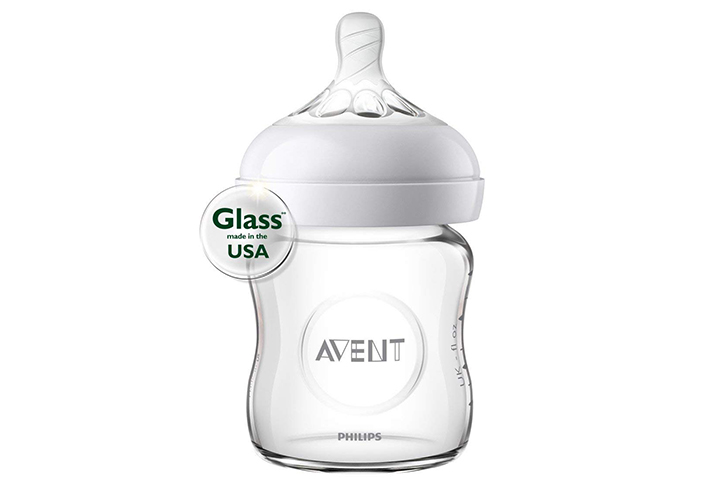 Philips Avent Natural Glass Baby Bottle