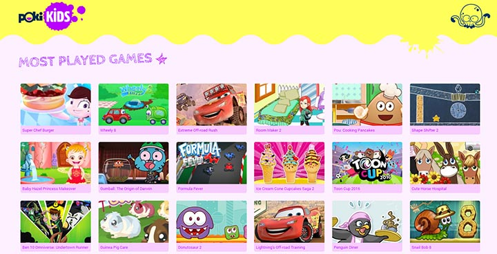 Free Online Video Games For 4 Year Olds