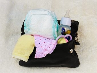 5 Products That Must Be In Every Baby Bag!