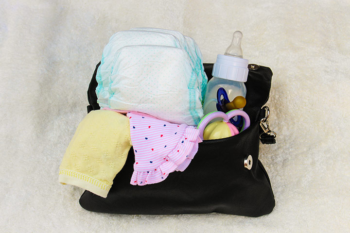Products That Must Be In Every Baby Bag!