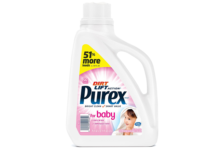 Purex For Baby Liquid Laundry Detergent