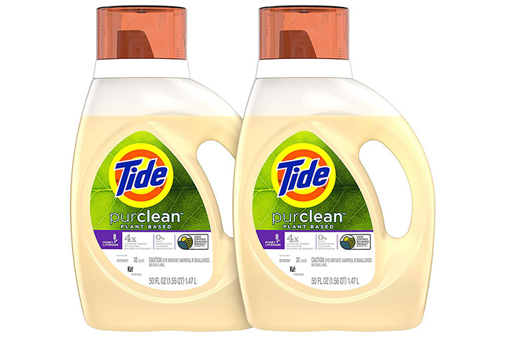 Tide Purclean Plant-Based Laundry Detergent