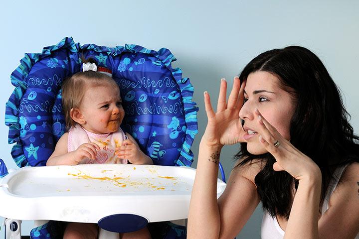 Unfair Comparison With Other Babies