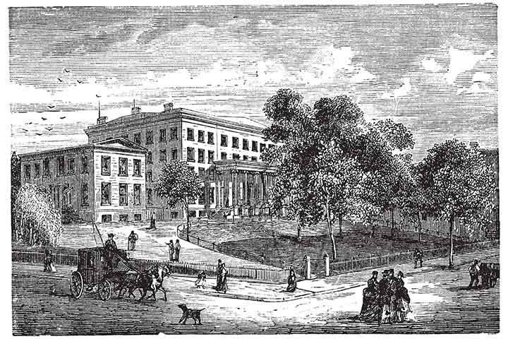 The New York Colony Foundation And Name