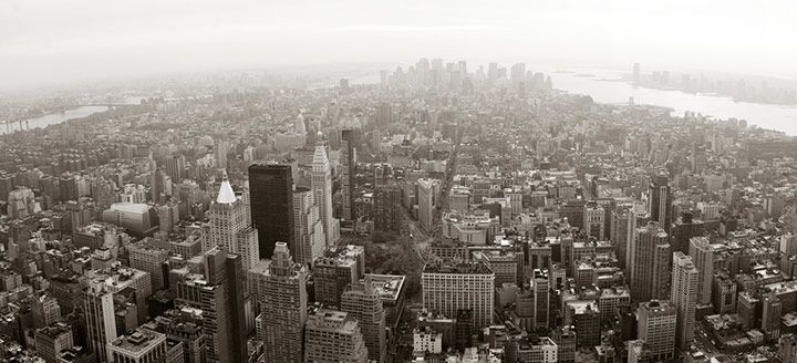 New York Colony and The United States