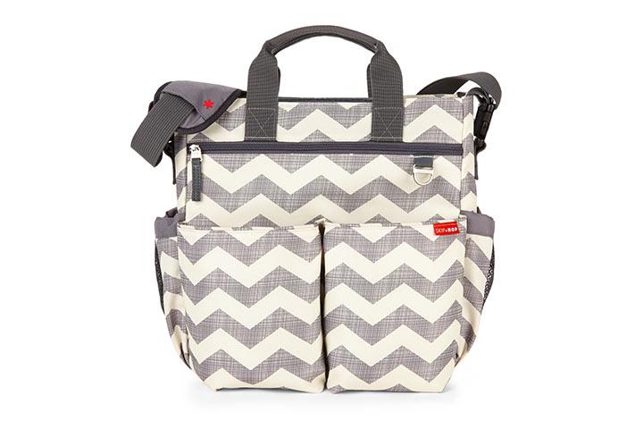 Skip Hop Duo Signature Diaper Bag