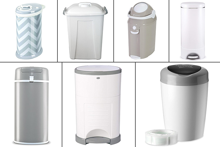 11 Best Diaper Pails To Buy In 2019