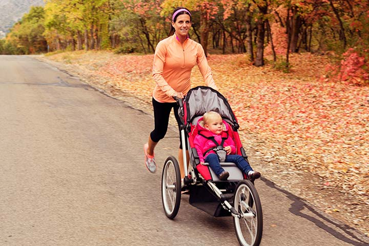 11 Best Jogging Strollers To Buy In 2019