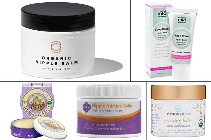 11 Best Nipple Creams For Breastfeeding Moms To Buy In 2019