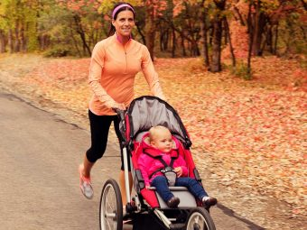 13 Best Jogging Strollers To Buy In 2020