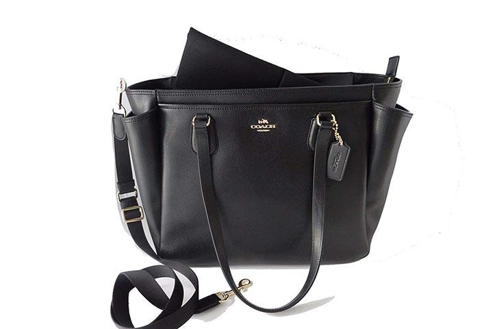 Coach-Large-Diaper-Travel-Bag