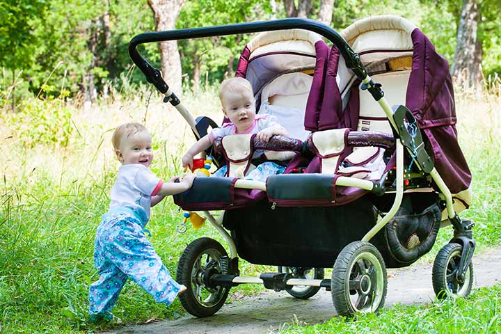 Image result for Which Double Stroller for Twins? Comparative