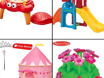 15 Best Outdoor Toys For Toddlers: A Complete Buyer's Guide