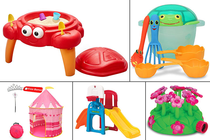15 Best Outdoor Toys For Toddlers A Complete Buyer's Guide