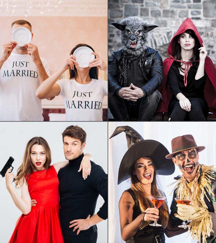 17 Best Couple Costumes Ideas