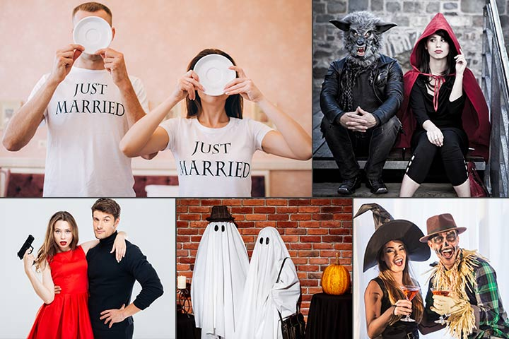 17 Best Couple Costumes Ideas