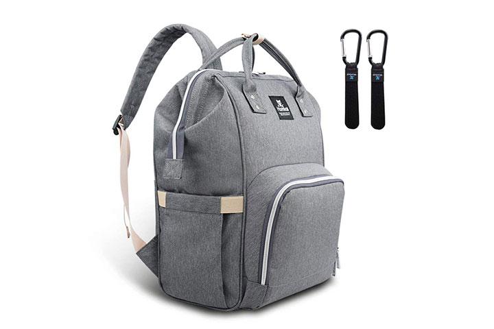 Abear Diaper Bag Backpack