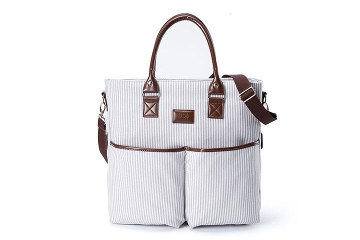 Crossbody Canvas Diaper Bag
