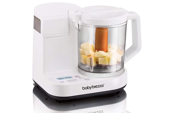 Baby Brezza Glass Baby Food Maker
