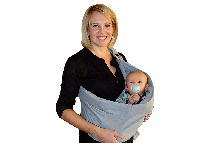 Baby Womb World Baby Carrier Ring Sling