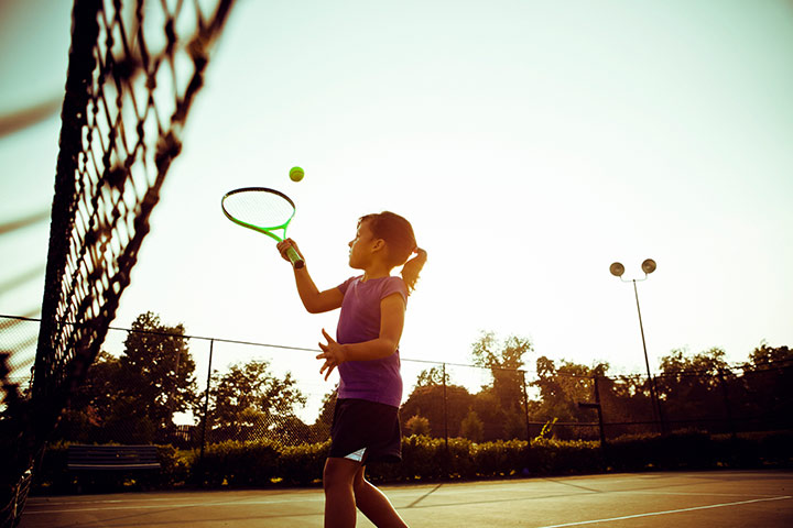 Basic tennis
