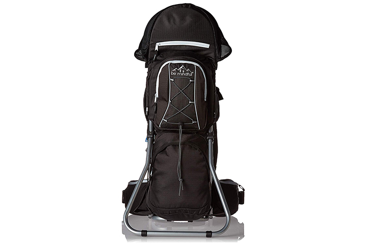 Be Mindful Hiking Child Carrier Backpack