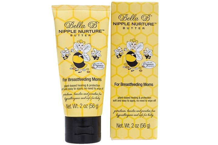 Bella B Nipple Nurture Butter