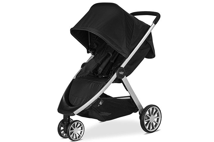 Britax B-Lively Lightweight Stroller
