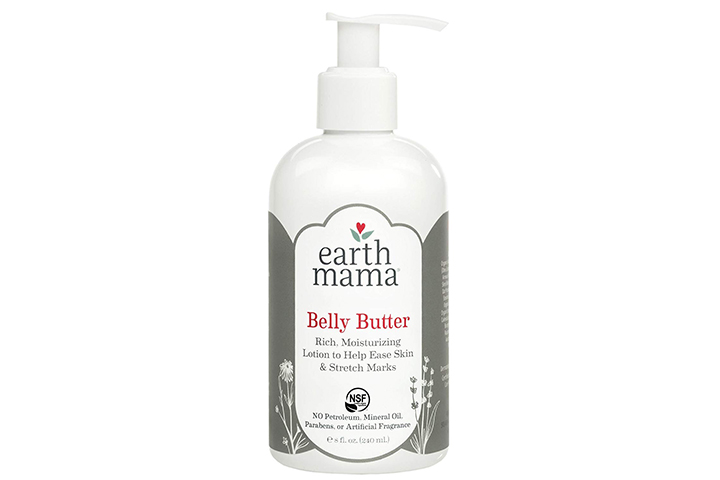 Earth Mama Belly Butter to Help Ease Skin and Stretch Marks
