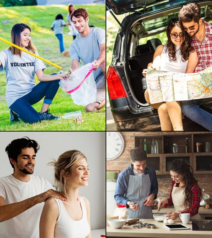 31 Fun Activities For Couples To Bond