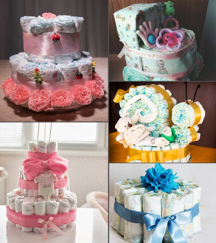 How To Make A Diaper Cake 10 Creative Ideas To Try