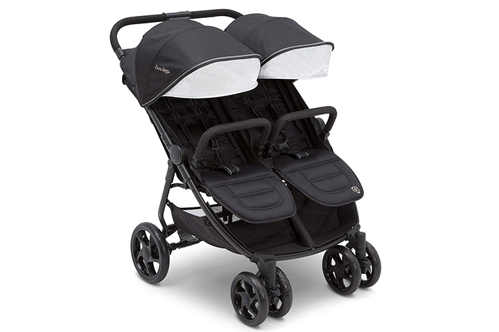 J Is For Jeep Ultralight Double Stroller