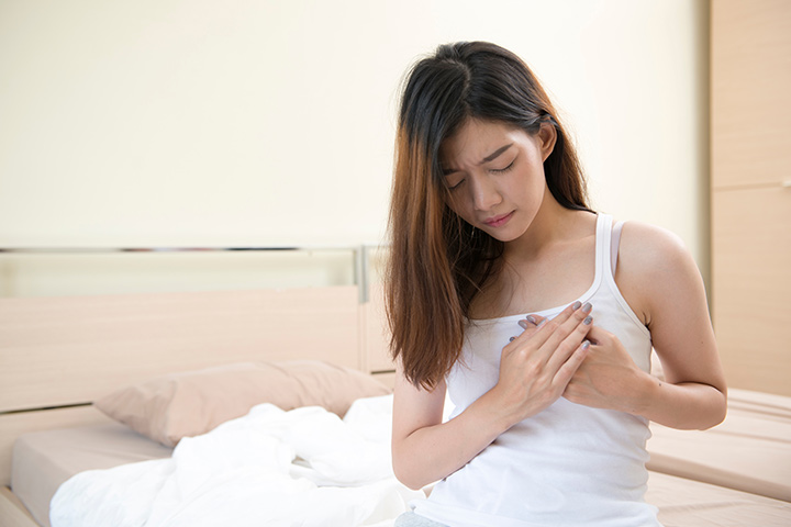 Lactation Without Pregnancy Causes, Symptoms And Treatment