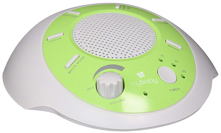 MyBaby Soundspa Portable Machine