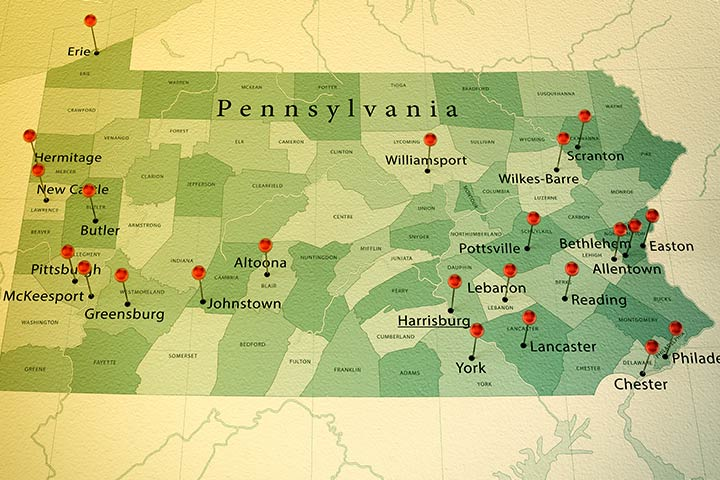 Pennsylvania Colony Culture And People