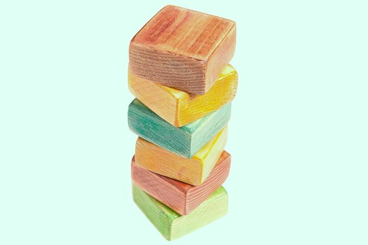 Seven tiles