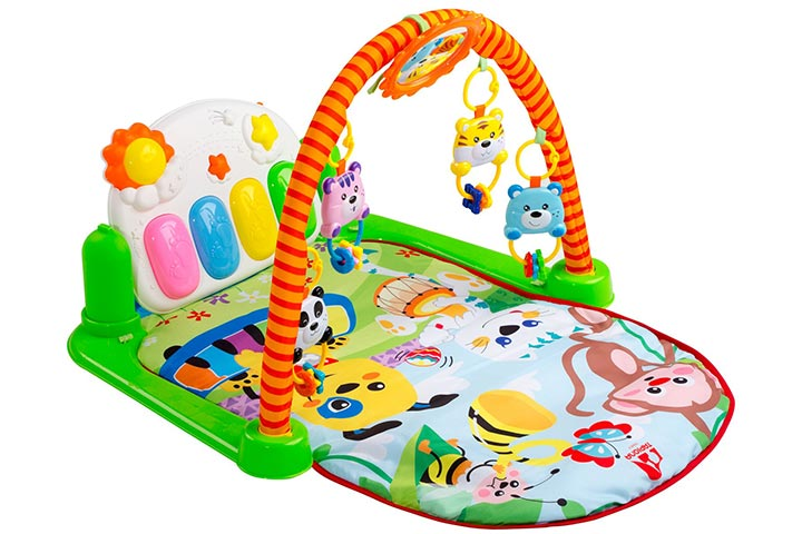 Tapiona Baby Play Gym Piano