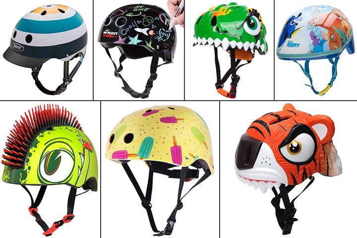 Top 15 Bike Helmets For Kids To Buy In 2019