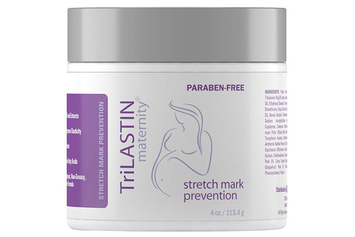 TriLASTIN Maternity Stretch Mark Prevention Cream