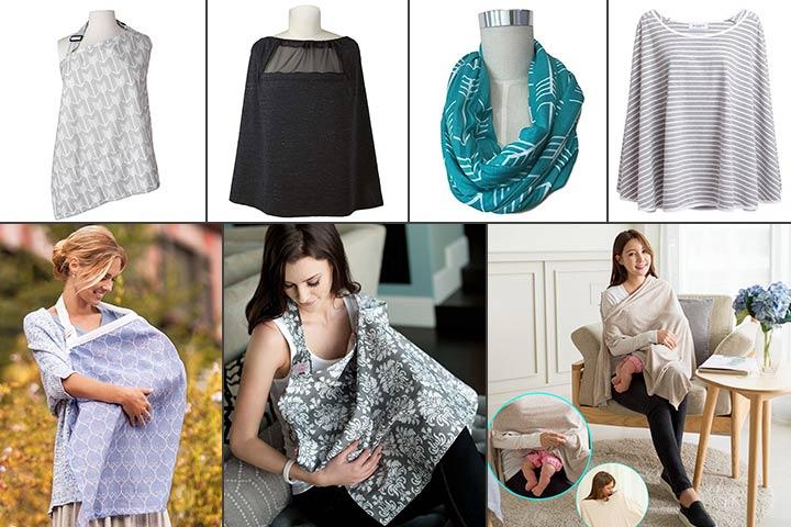 What Are The Types Of Nursing Covers